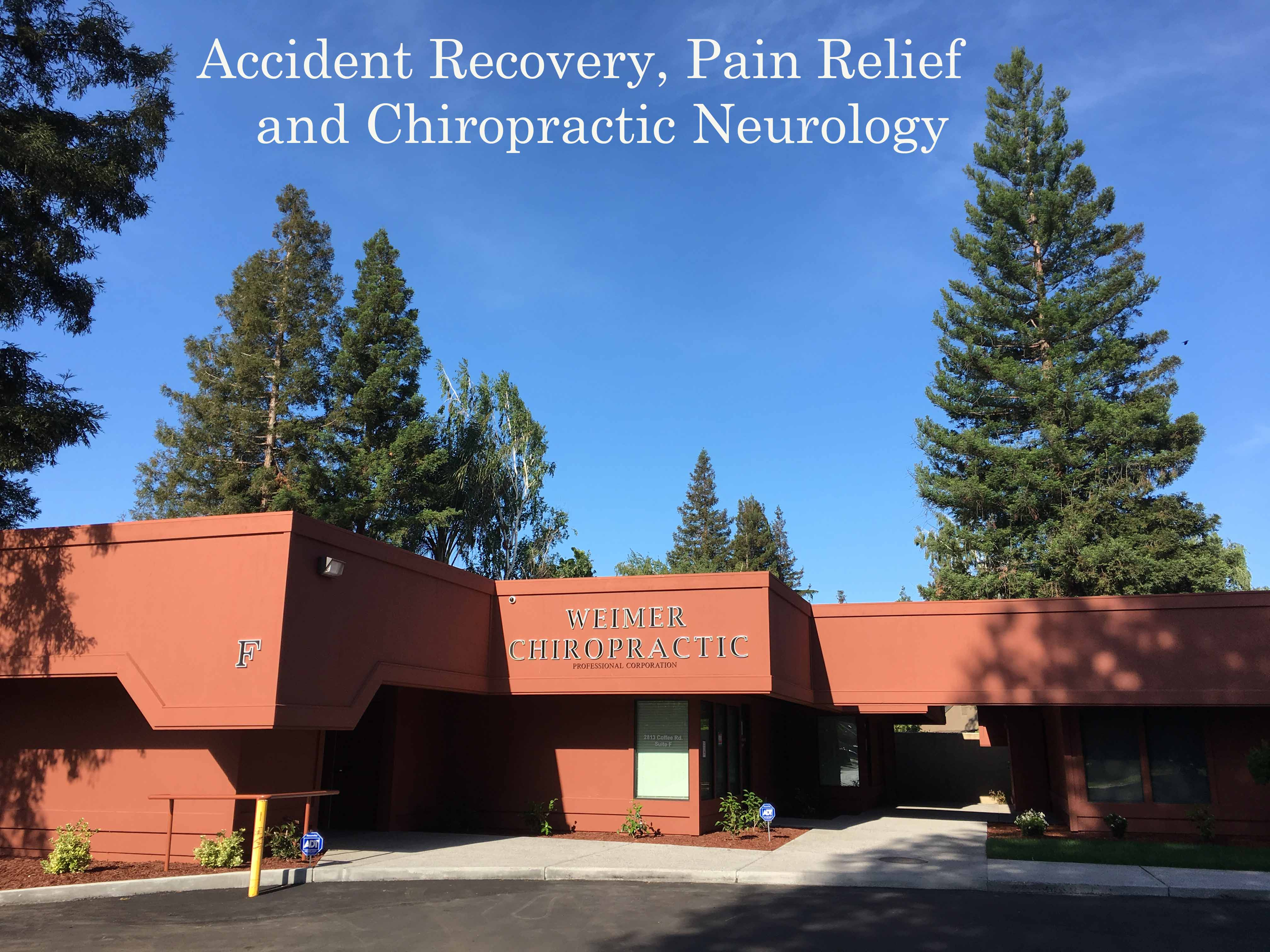 Accident Recovery, Pain Management and Chiropractic Neurology