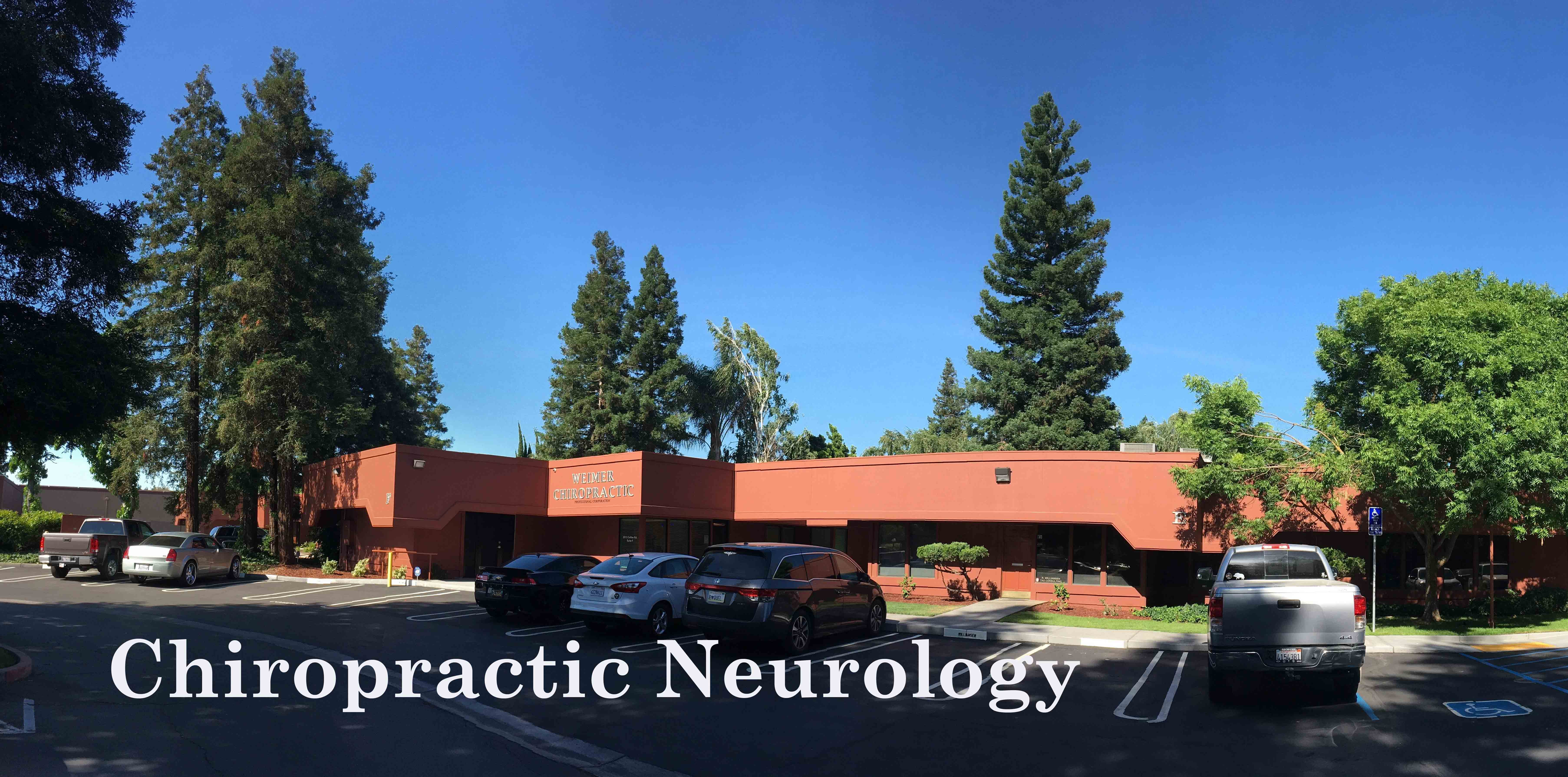 Chiropractic Neurology and Pain Relief at Weimer Chiropractic