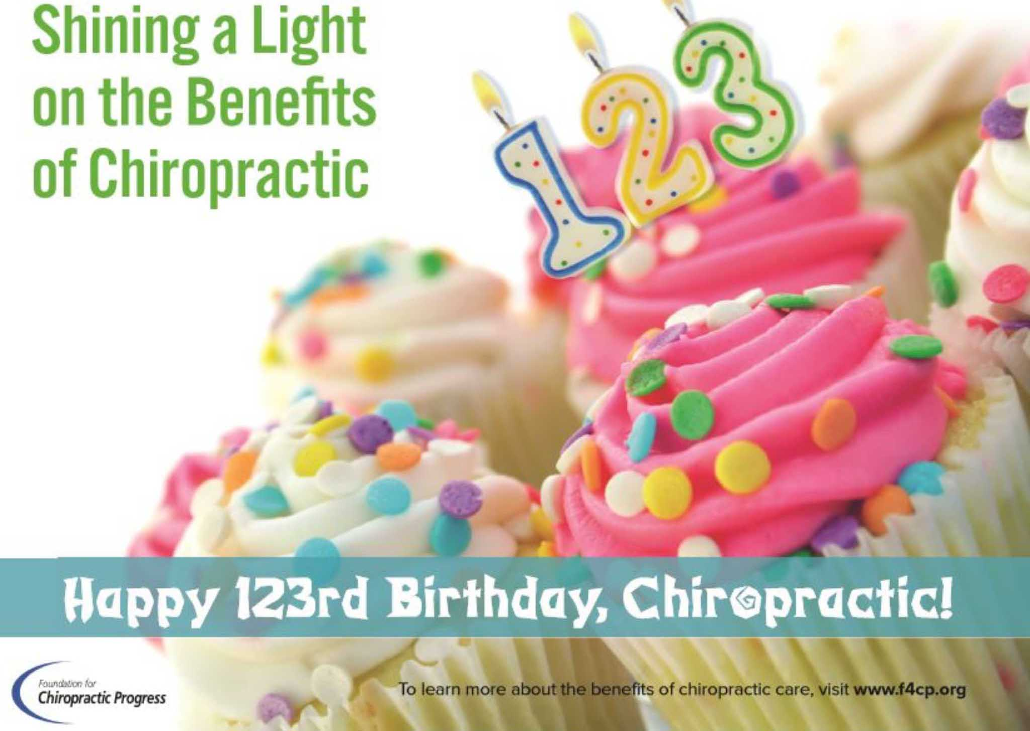 Shining a light on Benefits of Chiropractic